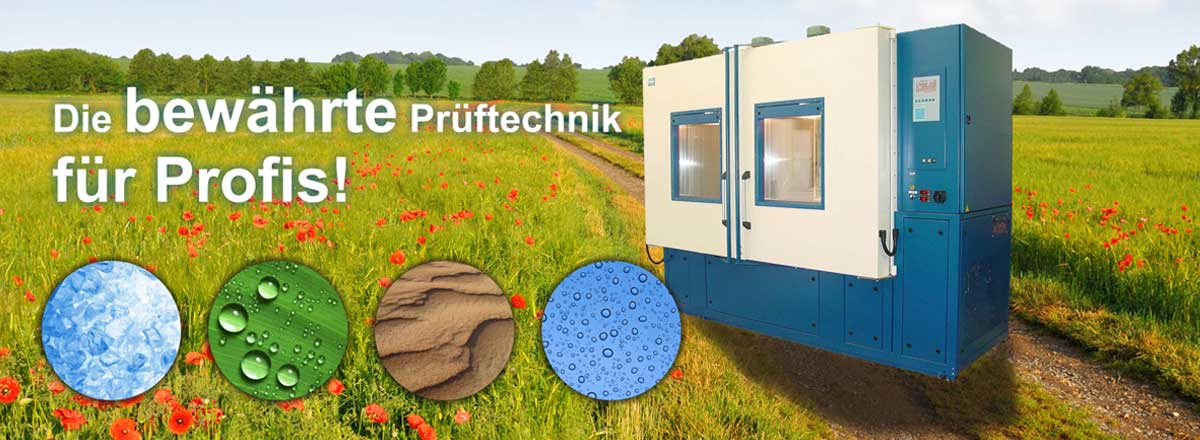 Feutron Klimasimulation GmbH Slide 1