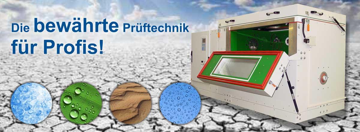 Feutron Klimasimulation GmbH Slide 3