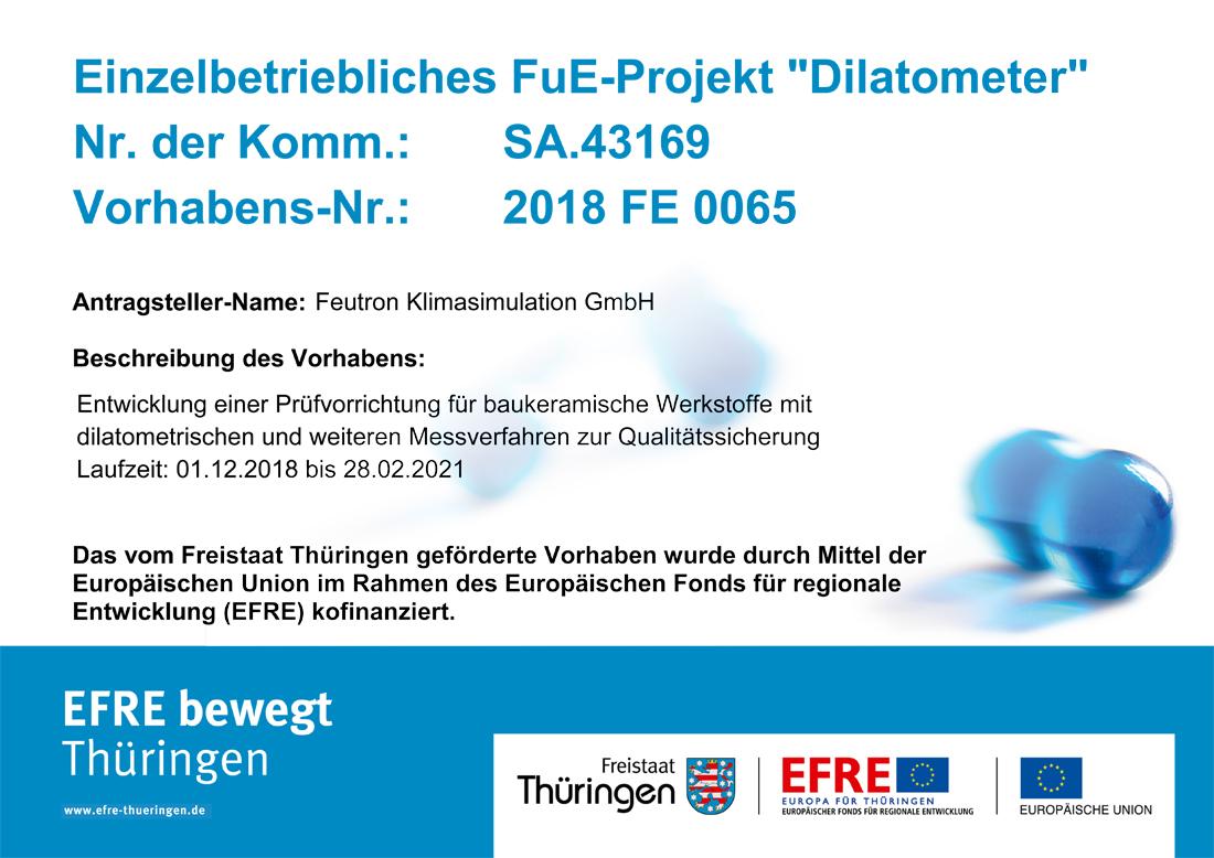 thueringen-invest_EFRE-FuE-Projekt-Dilatometer-feutron-Klimasimulation