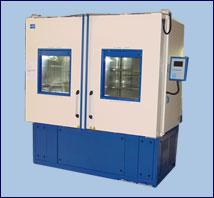 Doppelklimaprüfkammer Feutron Klimasimulation GmbH