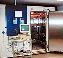 Doppelprüfzellen Feutron Klimasimulation GmbH