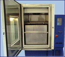 Frost-Rau-Wechsel-Prüfkammer Feutron Klimasimulation GmbH