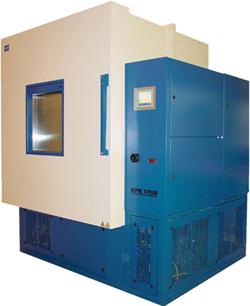 Klimaprüfkammer 1700 Kubikdezimeter Feutron Klimasimulation GmbH