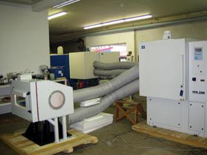 Lenkungsprüfstand Feutron Klimasimulation GmbH