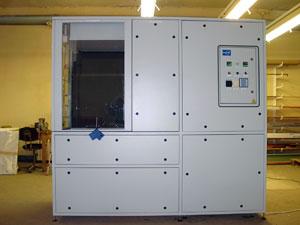 Messkabine Koordinatenmesstechnik Feutron Klimasimulation GmbH
