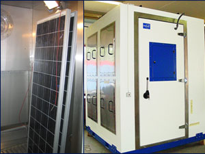 Photovoltaik Prüfkammern Feutron Klimasimualtion gmbH