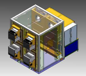 Sondermaschinenbau Feutron Klimasimulation GmbH
